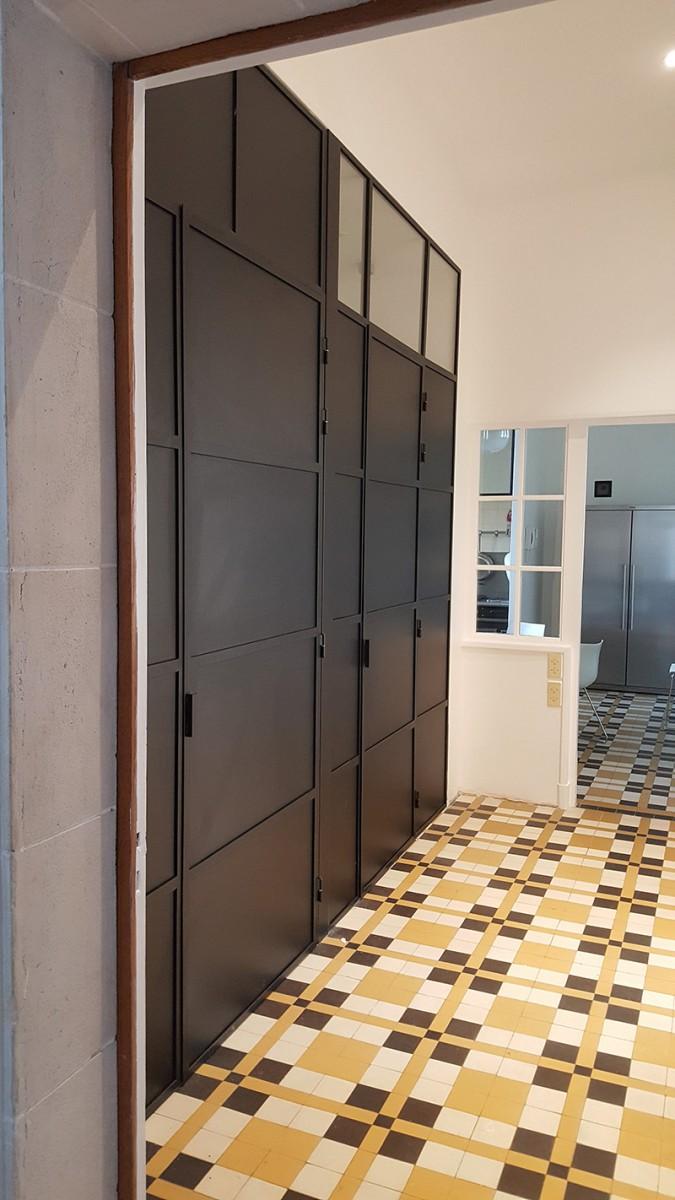 conception fabrication et pose d escaliers m talliques roubaix. Black Bedroom Furniture Sets. Home Design Ideas